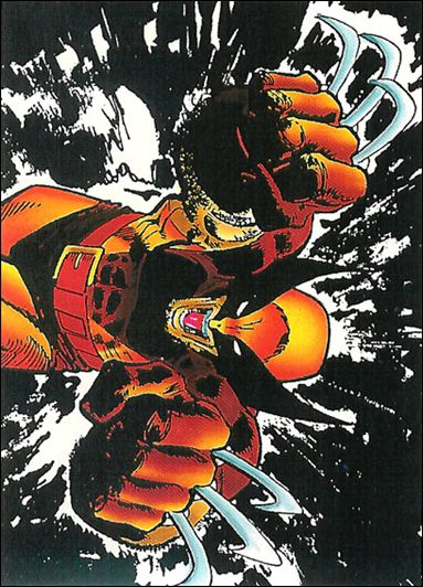 Wolverine: From Then 'Til Now II (Base Set) 61-A by Comic Images