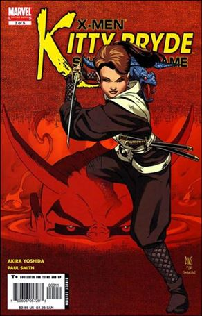 X-Men: Kitty Pryde - Shadow & Flame 3-A