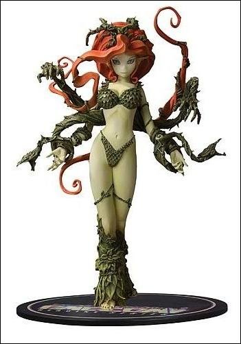 Ame-Comi (Heroine Series) Poison Ivy by DC Collectibles