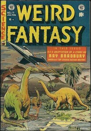 Weird Fantasy (1950) 17-A