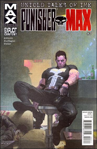 Untold Tales of Punisher Max 3-A by Max