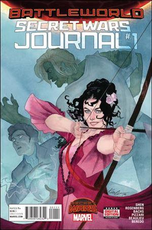 Secret Wars Journal 1-A