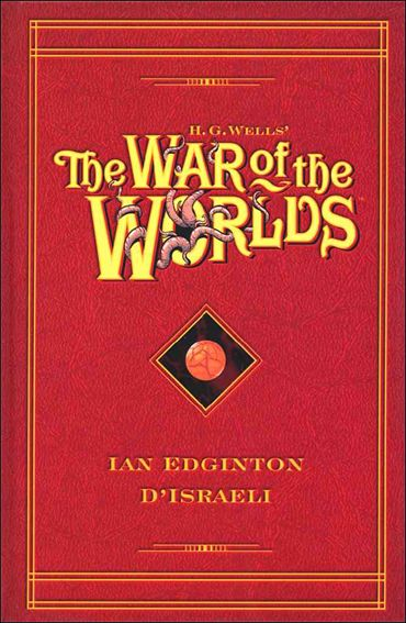 War of the Worlds 1-A by Dark Horse