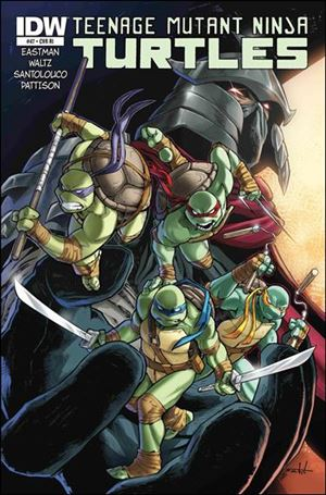 Teenage Mutant Ninja Turtles (2011) 47-C