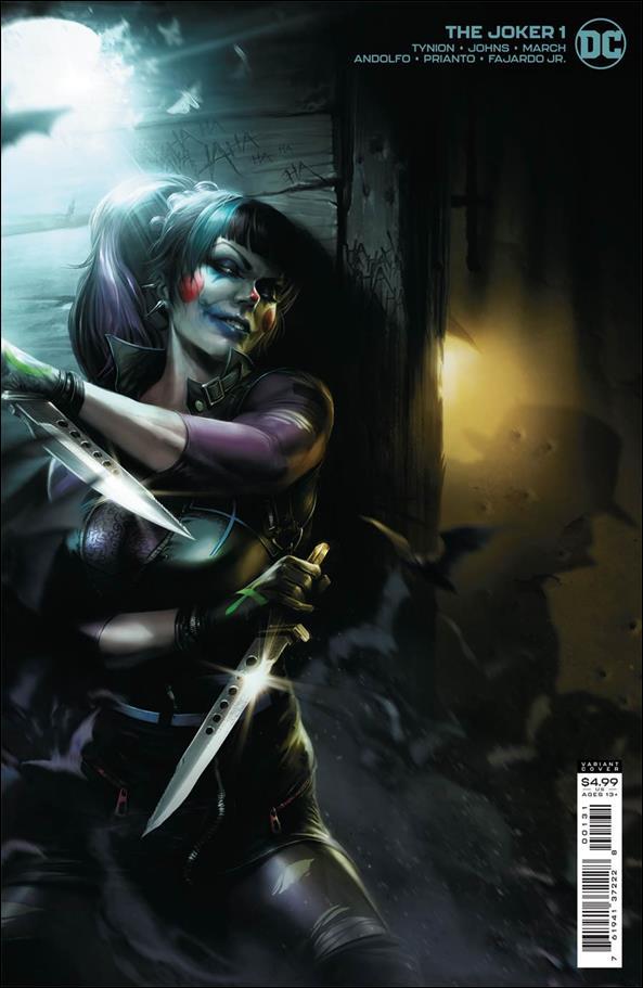 Joker (2021) 1-C by DC