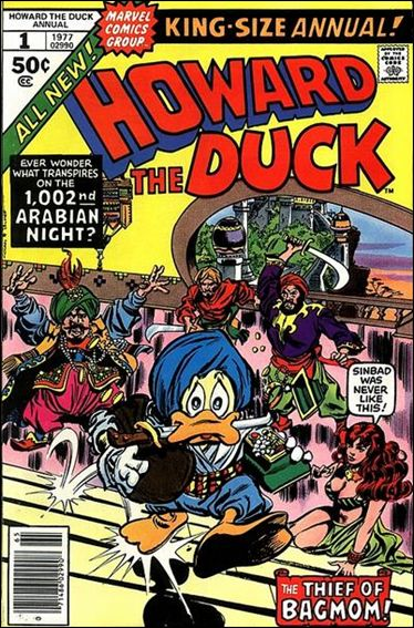 Howard the Duck Annual  1-A by Marvel