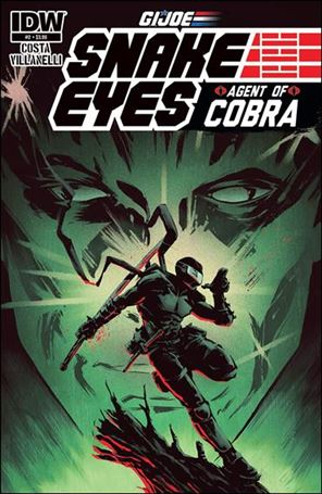 G.I. Joe: Snake Eyes, Agent of Cobra 2-A