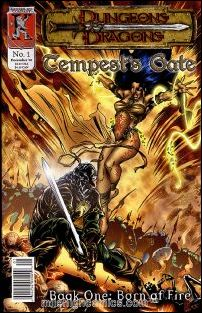 Dungeons and Dragons: Tempest's Gate 1-A by Kenzer and Company