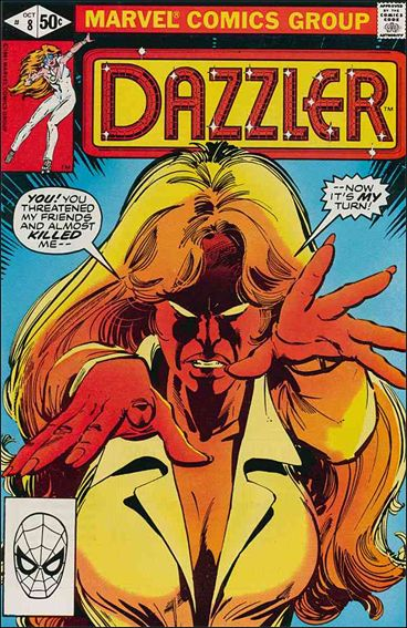 Dazzler (1981) 8-A by Marvel