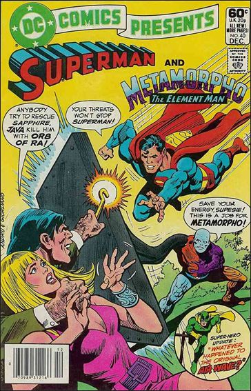 DC Comics Presents 40-A by DC