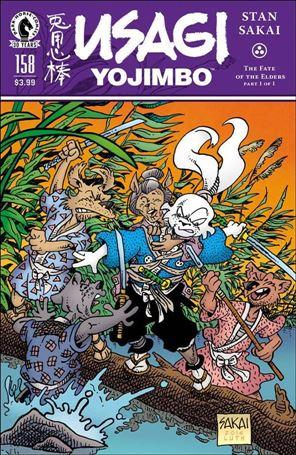 Usagi Yojimbo (1996) 158-A