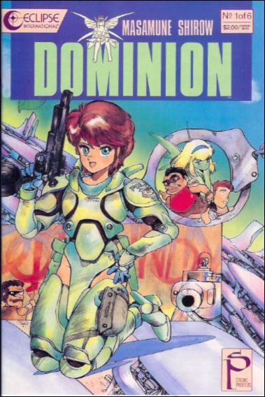 Dominion (1989) 1-A by Eclipse