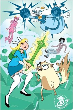 Adventure Time with Fionna and Cake 1-G