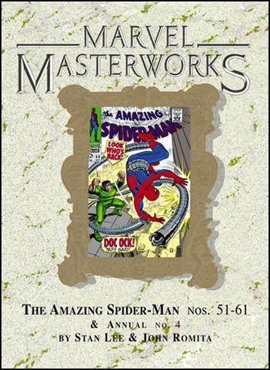 Marvel Masterworks: The Amazing Spider-Man 6-D by Marvel