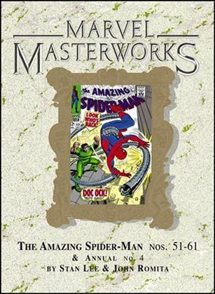 Marvel Masterworks: The Amazing Spider-Man 6-D