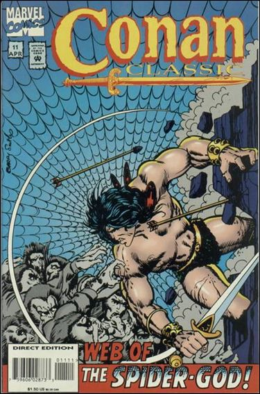 Conan Classic 11-A by Marvel