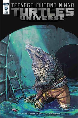 Teenage Mutant Ninja Turtles Universe 5-B