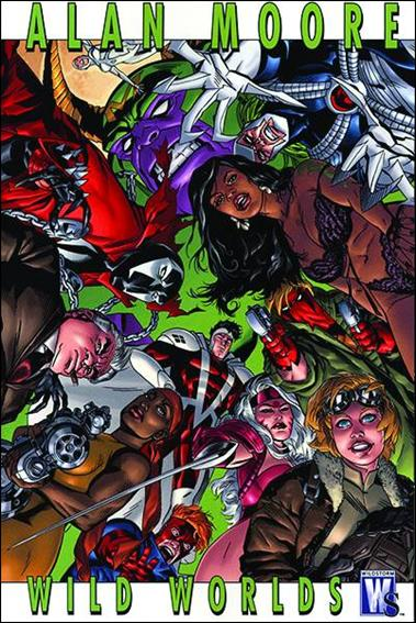 Alan Moore: Wild Worlds nn-A by WildStorm