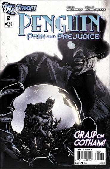 Penguin: Pain and Prejudice 2-A by DC