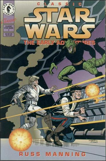 Classic Star Wars: The Early Adventures 7-A by Dark Horse