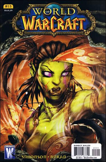 World of Warcraft 15-A by WildStorm