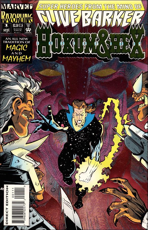 Hokum & Hex 1-A by Marvel