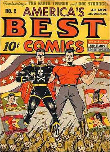 America's Best Comics 2-A by Standard