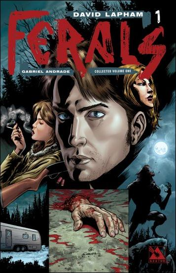 Ferals 1-A by Avatar Press