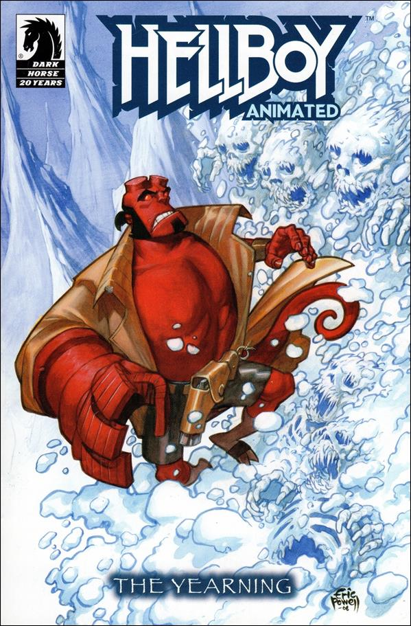 Hellboy Animated: The Yearning 1-A by Dark Horse