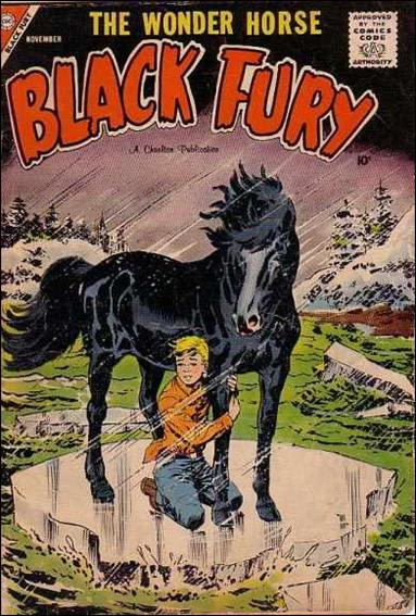 Black Fury 16-A by Charlton