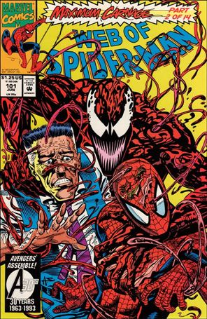 Web of Spider-Man (1985) 101-A