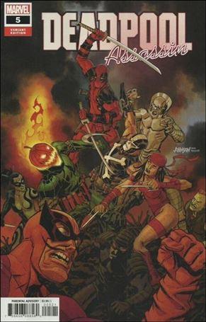 Deadpool: Assassin 5-B