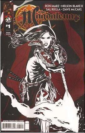 Magdalena (2010) 1-B by Top Cow