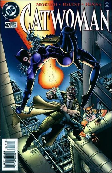 Catwoman (1993) 47-A by DC
