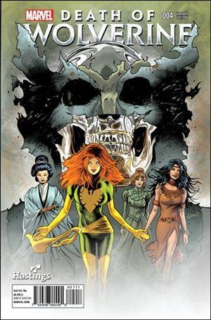 Death of Wolverine 4-G