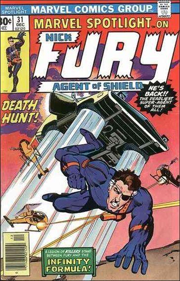 Marvel Spotlight (1971) 31-A by Marvel