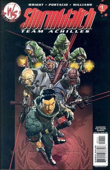 StormWatch: Team Achilles 1-A by WildStorm