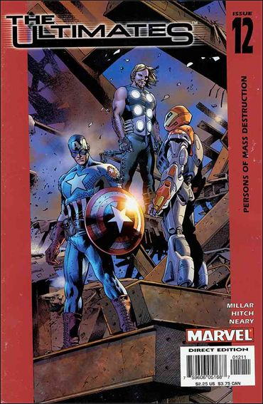 Ultimates (2002) 12-A by Marvel