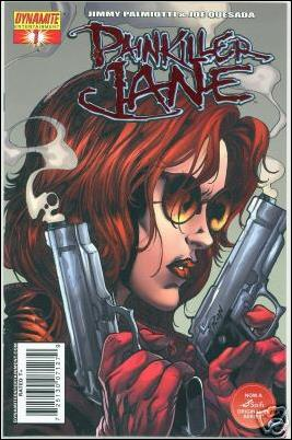 Painkiller Jane (2007) 1-G by Dynamite Entertainment