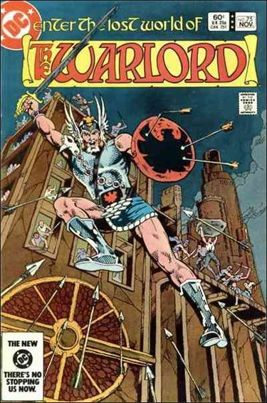 Warlord (1976) 75-A by DC