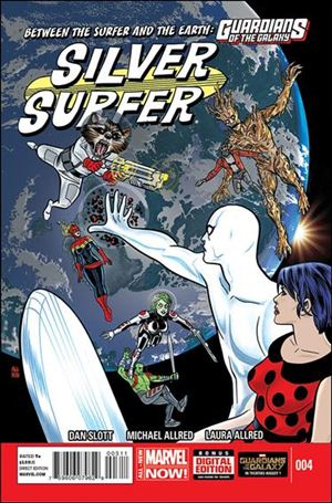 Silver Surfer (2014) 4-A