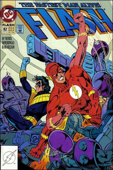 Flash (1987) 82-A by DC