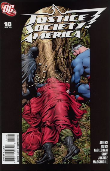 Justice Society of America (2007) 18-B by DC