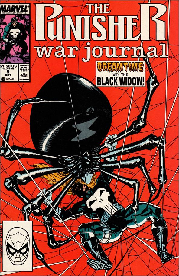 Punisher War Journal (1988) 9-A by Marvel