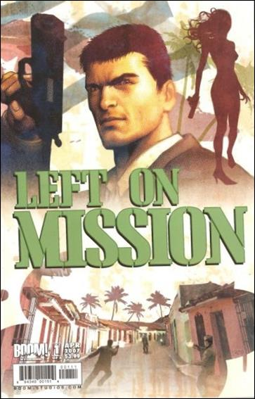 Left on Mission 1-A by Boom! Studios