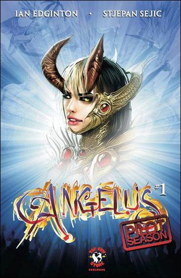 Angelus: Pilot Season 1-B by Top Cow