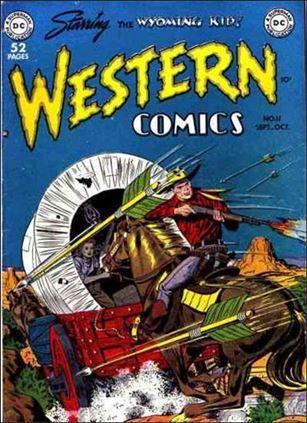 Western Comics 11-A