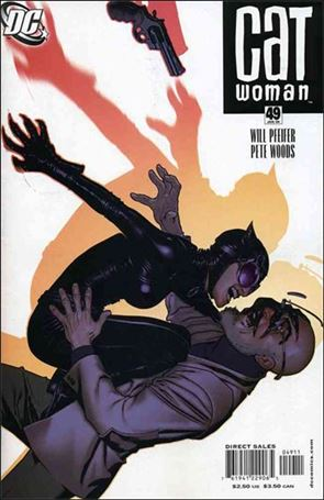 Catwoman (2002) 49-A