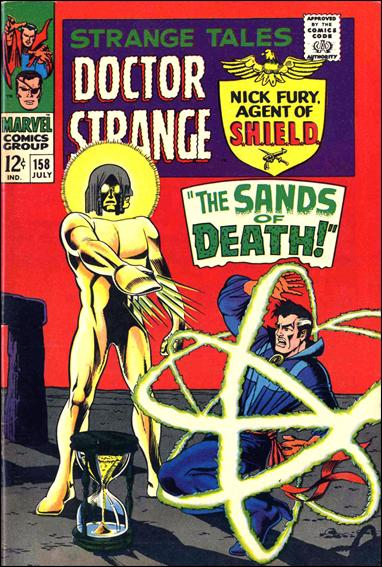 Strange Tales (1951) 158-A by Marvel