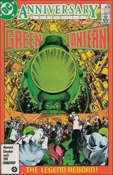 Green Lantern (1960) 200-A by DC